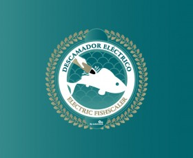 Electric Fish Scaler Logo