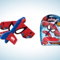 Marvel Spiderman toy and packaging design