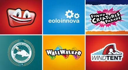 Logos designed by TheToonPlanet