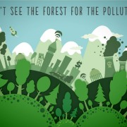 Can't see the forest for the pollution