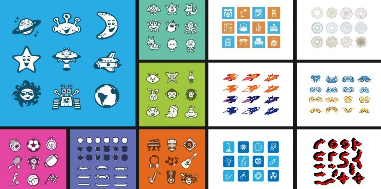 Avatars and icon design