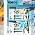 Eolo-Sport, Eoloinnova and Radsails catalog design (2009-2014)