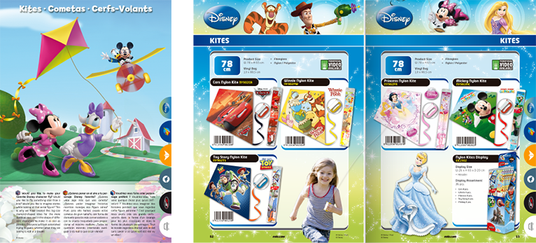 Eolo-Sport, Eoloinnova and Radsails catalog design (2009-2014)