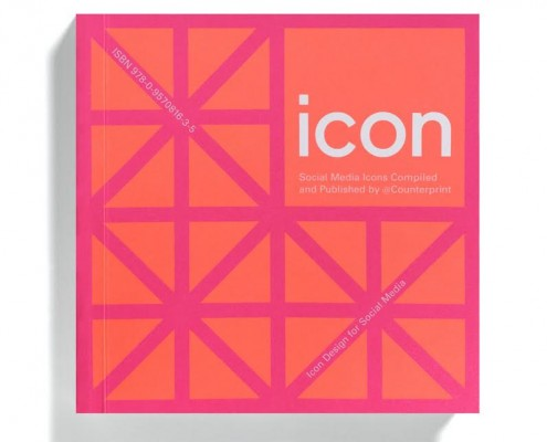 Icon book cover