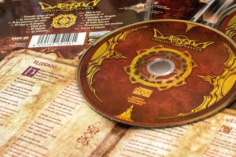 Photo detail of Chronicles of Aravan artwork