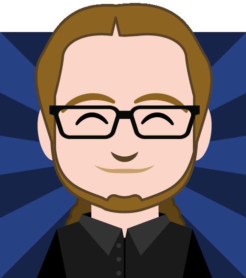 David Figueiras: Avatar vectorial para imagen de perfil