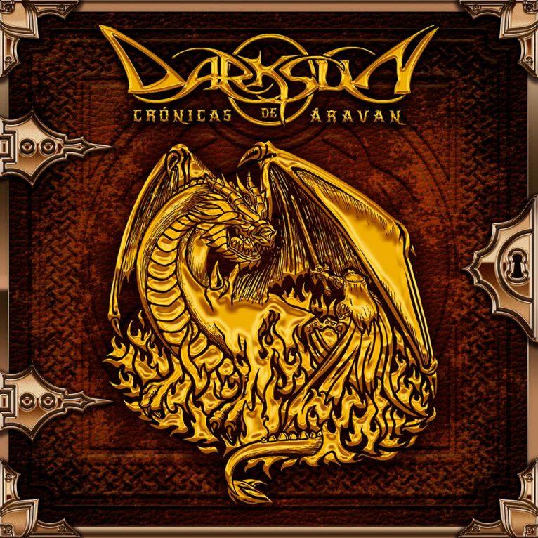 Darksun Crónicas de Áravan album cover
