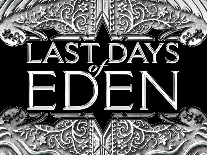 Logo design for Last Days of Eden, a female fronted symphonic metal band from Asturias, Spain.