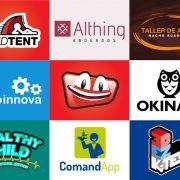 Logo design and branding compilation