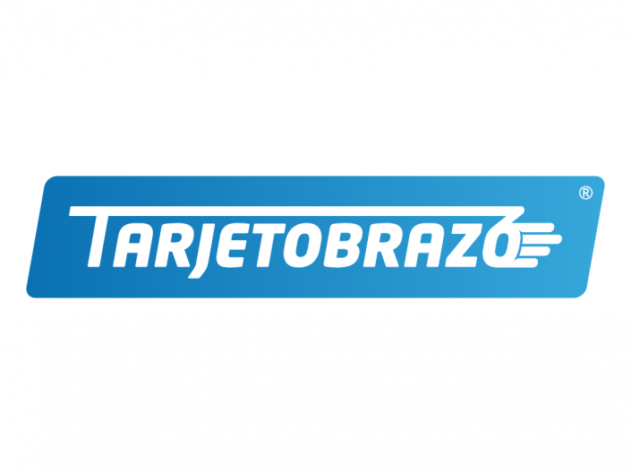 Logo design created for Tarjetobrazo, an innovative product for helping with parking tickets developed by Eolo Innova